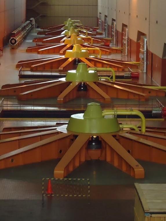 Mantenimiento para Centrales de Generación Electrica