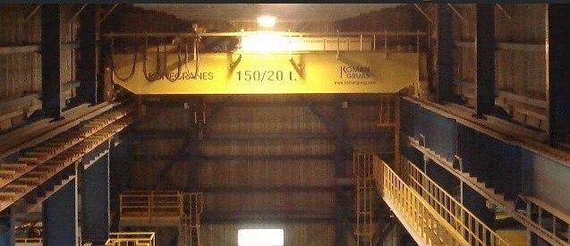 Mantenimiento de Puentes Gruas